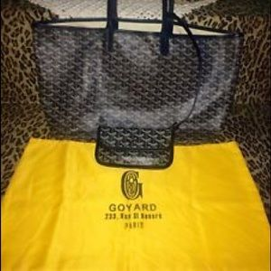 Goyard bag good condition
